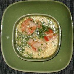Shrimp and Scallop Chowder With Coconut Milk