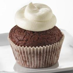 Red Velvet Cupcakes with Truvia(R) Baking Blend