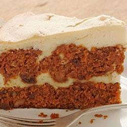 Carrot Cake Cheesecake from Duncan Hines(R)