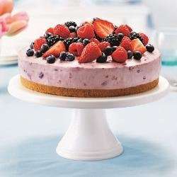 Berry Bliss Cheesecake recipe