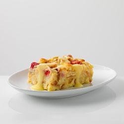 White Choco-Berry Bread Pudding recipe