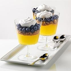 Blueberry-Lemon Parfaits recipe