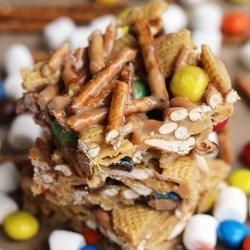 Peanut Butter Snack Bars recipe