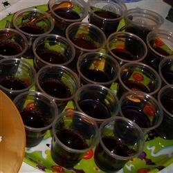 Berry Shooters recipe