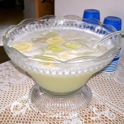 Non-Alcoholic Margarita Punch recipe