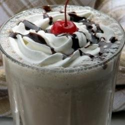 Freeze-Easy Chocolate Shake