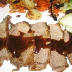 Indonesian Roast Lamb