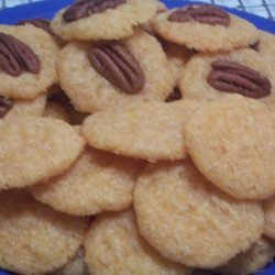 Pistachio Cheese Wafers Recipe - Details, Calories ...