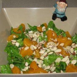 Romaine Mandarin Salad