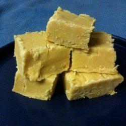 Easy Butterscotch Fudge