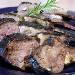 Marinated Lamb Cutlets recipe