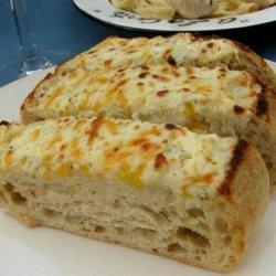 Yummy Cheese Bread