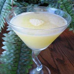 Skinny Cocktails: 'green Tea Tremmer'