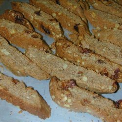 Fruited Nut Biscotti