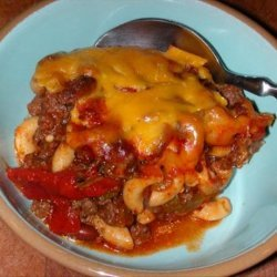 Baked Chili Mac