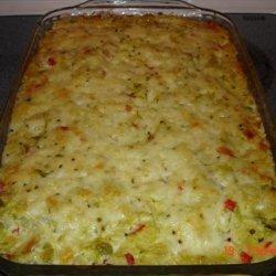 Chicken-asparagus Bake