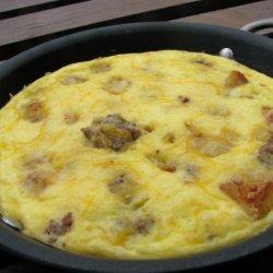 Sausage, Potato and Egg Skillet