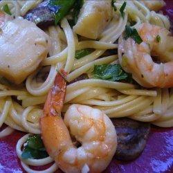 Olive Garden Seafood Portofino - Lower Fat!