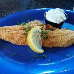 Catfish With Cornmeal Breading