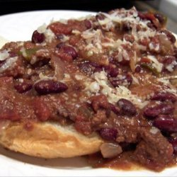 Diane's Crock Pot Chili Con Carne
