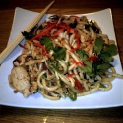Ginger Chicken Teppan recipe