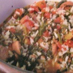 Spicy Cajun Stew