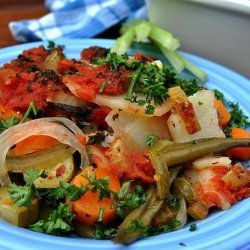 Greek Vegetable Bake