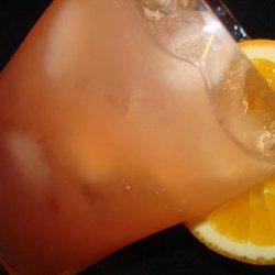 Malibu Bomber Cocktail