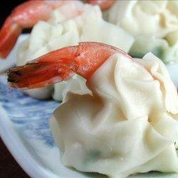 Shrimp Shau Mai (Dim Sum Dumpling) recipe