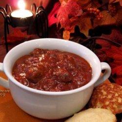 Slow-Cooker Steak Chili (Crock Pot)