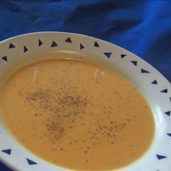 Sweet Potato Vichyssoise