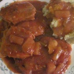 Mom's Best Ever Pineapple /Pork Chops
