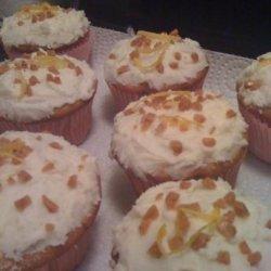 Moist Healthy Cupcakes (Perfect for Cupcake Menorah)