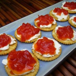 Sweet Red Pepper Relish/Spread