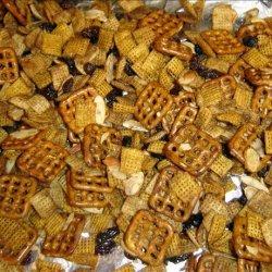Crunchy Trail Mix