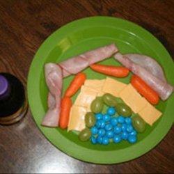 Kids Rainbow Lunch