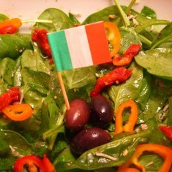 Real Italian Salad Dressing,little Italy recipe
