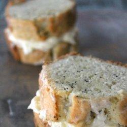 Cream Cheese Almond Pound Cake