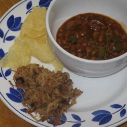 Crock Pot Pulled Pork BBQ (Eastern Nc Style) recipe