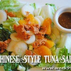 Chinese Tuna Salad