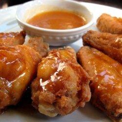Honey Chipotle-Glazed Wings