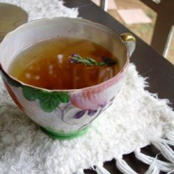 Quiet Spirit Tea Blend recipe