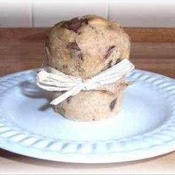 Choc-Chip Banana Muffins (Gluten, Dairy and Egg-Free)