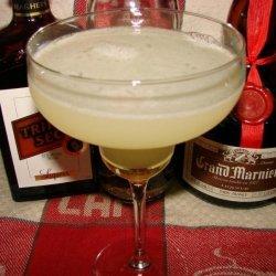 Top Shelf Margarita recipe