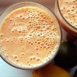 Sylvie's Sunshine Smoothie