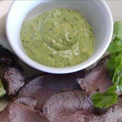 Cilantro Lime Mustard recipe