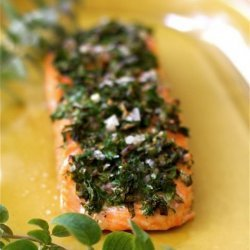 Herb Baked Salmon with Lemon