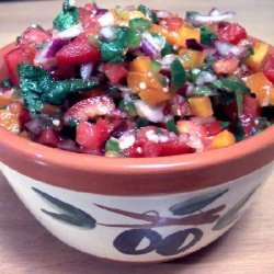 Salsa Cruda recipe