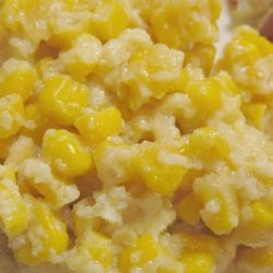 Corn Casserole/Pudding