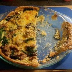 Anytime Quiche